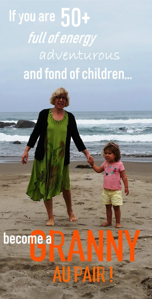 Granny Au Pair in Chile