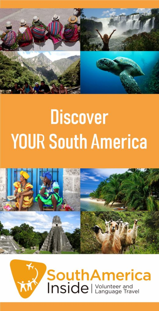Volunteer and Travel South America